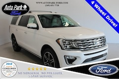 New 2019 Ford Expedition Max Limited SUV 1FMJK2AT7KEA57297 for sale in Bremen, IN
