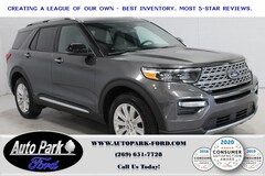 New 2020 Ford Explorer Limited SUV in Sturgis, MI