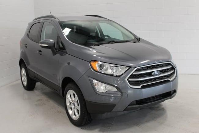 New 2018 Ford EcoSport SE Crossover Sturgis