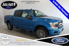 New 2019 Ford F-150 XLT Truck 1FTEW1EP5KFC55632 for sale in Bremen, IN