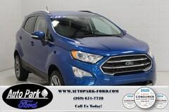 2018 Ford EcoSport Titanium SUV in Sturgis, MI