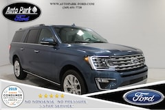 New 2019 Ford Expedition Max Limited MAX SUV 1FMJK2AT4KEA15136 for sale in Bremen, IN