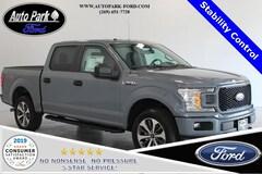 2019 Ford F-150 STX Truck 1FTEW1EP3KFB44254 in Sturgis, MI