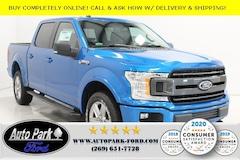 2019 Ford F-150 XLT Truck 1FTEW1E52KFA34570 in Sturgis, MI