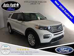 New 2020 Ford Explorer Limited SUV in Sturgis, MI