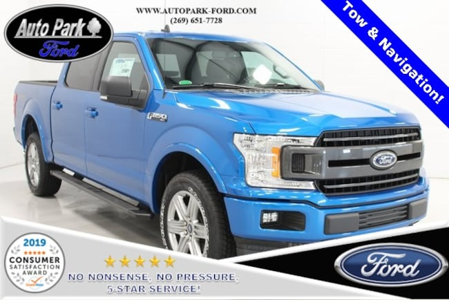 New 2019 Ford F-150 XLT Truck for sale in Bremen, IN