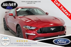 New 2019 Ford Mustang GT Coupe 1FA6P8CF9K5117849 for sale in Bremen, IN