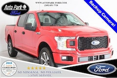 New 2019 Ford F-150 STX Truck 1FTEW1EP0KFB44132 for sale in Bremen, IN