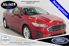 2019 Ford Fusion SE Sedan 3FA6P0HD2KR198005 in Sturgis, MI