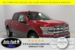 New 2020 Ford F-150 Lariat Truck for Sale in Sturgis, MI