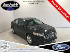 2020 Ford Fusion SE Sedan 3FA6P0HD6LR125589 in Sturgis, MI