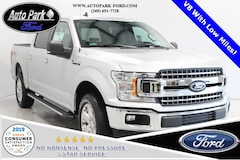 New 2019 Ford F-150 XLT Truck 1FTEW1E54KFA13218 for sale in Bremen, IN