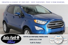 New 2020 Ford EcoSport SE Crossover for Sale in Sturgis, MI