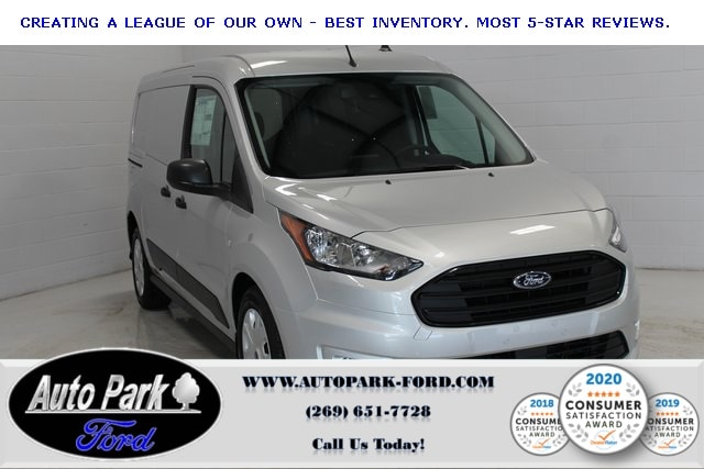 2021 Ford Transit Connect Commercial-truck