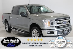 New 2019 Ford F-150 XLT Truck 1FTEW1E50KKC09065 for sale in Bremen, IN