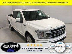 New 2020 Ford F-150 Limited Truck for Sale in Sturgis, MI