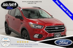 2019 Ford Escape SE SUV 1FMCU9GD6KUA95265 in Sturgis, MI