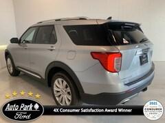 New 2021 Ford Explorer Limited SUV in Sturgis, MI