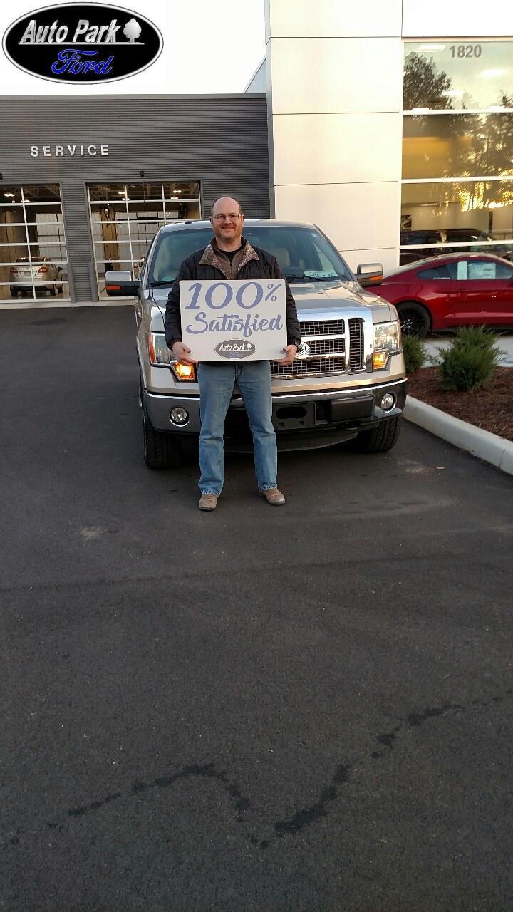 Auto Park Ford Sturgis Mi >> 100 Satisfied Customers Auto Park Ford Sturgis Mi