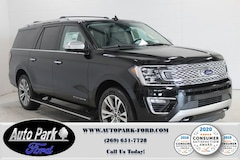 New 2020 Ford Expedition Max Platinum MAX SUV 1FMJK1MTXLEA63747 for sale in Bremen, IN