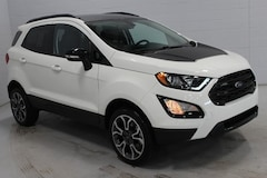 New 2020 Ford EcoSport SES Crossover for Sale in Sturgis, MI