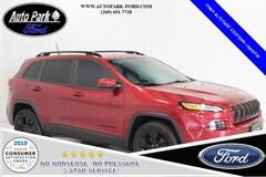 2016 Jeep Cherokee High Altitude SUV in Sturgis, MI
