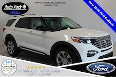 New 2020 Ford Explorer Platinum SUV 1FM5K8HC0LGA02514 for sale in Bremen, IN