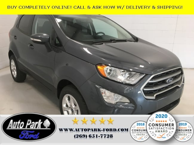 New 2020 Ford EcoSport SE Crossover for sale in Bremen, IN