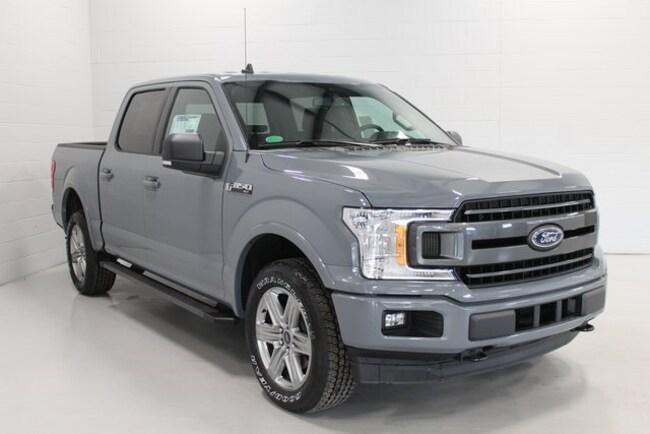 New 2019 Ford F-150 XLT Truck Sturgis