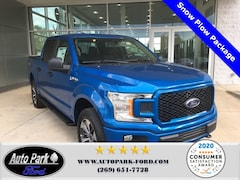 New 2019 Ford F-150 STX Truck 1FTEW1E54KFC84330 for sale in Bremen, IN