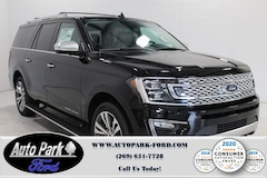 New 2020 Ford Expedition Max Platinum MAX SUV 1FMJK1MT3LEA63749 for sale in Bremen, IN