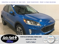 2020 Ford Escape SEL SUV in Sturgis, MI