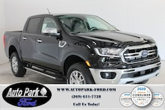 New 2020 Ford Ranger Lariat Truck 1FTER4FH8LLA61261 for sale in Bremen, IN