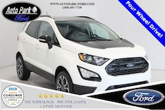 New 2019 Ford EcoSport SES Crossover MAJ6S3JL3KC255005 for sale in Bremen, IN