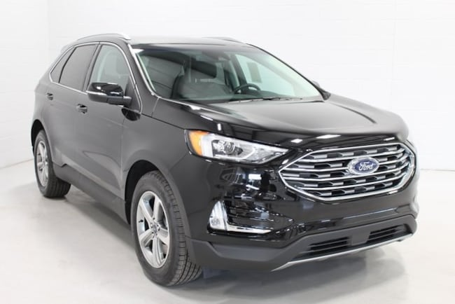 New 2019 Ford Edge SEL Crossover Sturgis