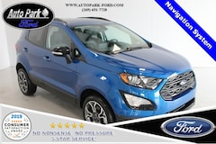 New 2019 Ford EcoSport SES Crossover MAJ6S3JL4KC284013 for sale in Bremen, IN