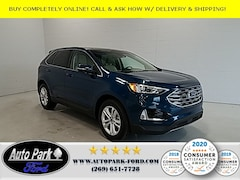 New 2020 Ford Edge SEL Crossover 2FMPK4J99LBA10117 for sale in Bremen, IN