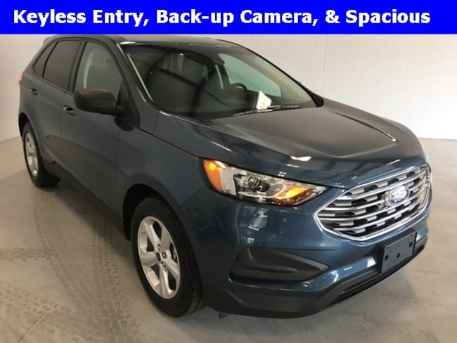New 2019 Ford Edge SE Crossover for sale in Bremen, IN