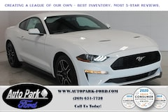 New 2020 Ford Mustang Ecoboost Coupe for sale in Bremen, IN