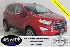 2019 Ford EcoSport Titanium SUV in Sturgis, MI