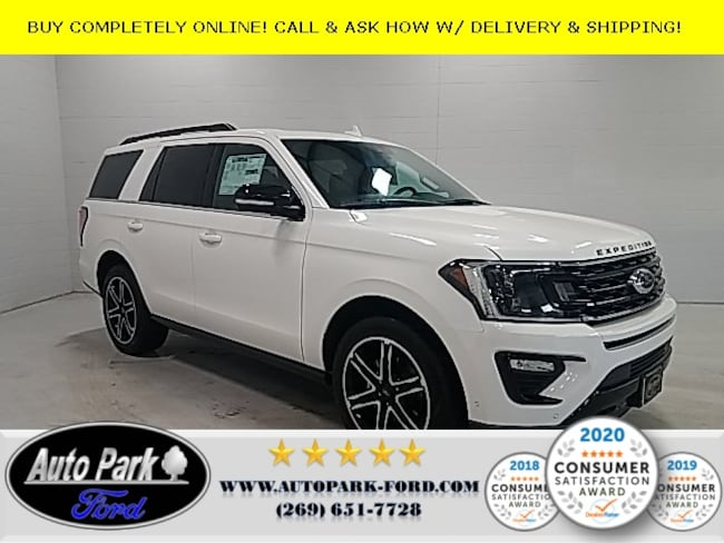 New 2020 Ford Expedition Limited SUV for sale in Bremen, IN