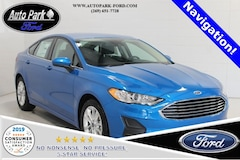 2019 Ford Fusion SE Sedan 3FA6P0HD9KR198003 in Sturgis, MI