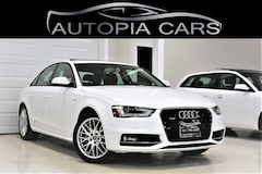 2015 Audi A4 S LINE PKG AWD SUNROOF ALLOY CERTIFIED Sedan