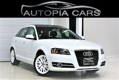 2012 Audi A3 2.0T PROGRESSIV NAVIGATION PANORAMIC SUNROOF Hatchback
