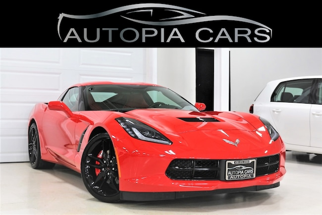 2018 Chevrolet Corvette BACKUP CAMERA 455 HP CERTIFIED Coupe
