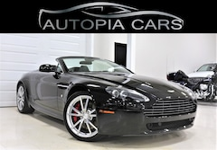 2012 Aston Martin Vantage NAVIGATION 430 HP SOFTTOP  Convertible