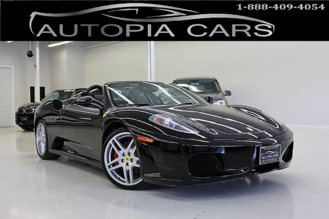 2006 Ferrari F430 SPIDER F1 TRANSMISSION Coupe
