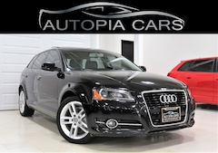 2012 Audi A3 2.0 TDI  PROGRESSIV PKG DIESEL LEATHER SUNROOF Hatchback