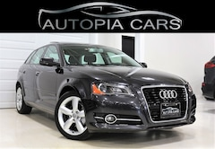 2013 Audi A3 2.0 TDI PROGRESSIV PADDLE SHIFTER PANORAMIC DIESEL Hatchback