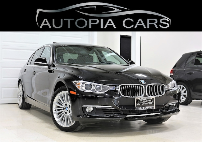 2014 BMW 328I xDrive LUXURY LINE NAVIGATION BACKUP CAMERA Sedan